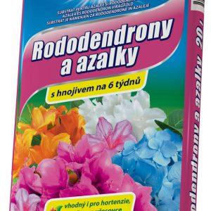 AgroCs azálea és rododendron virágföld savanyú kémhatást igénylő növényeknek
