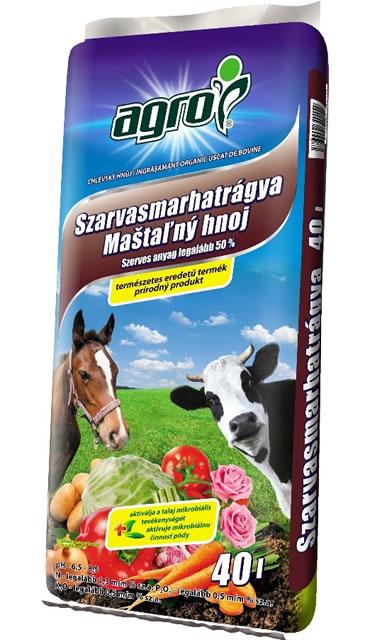 AgroCs szarvasmarhatrágya
