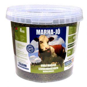 Marha jó szarvasmarha trágya pellet